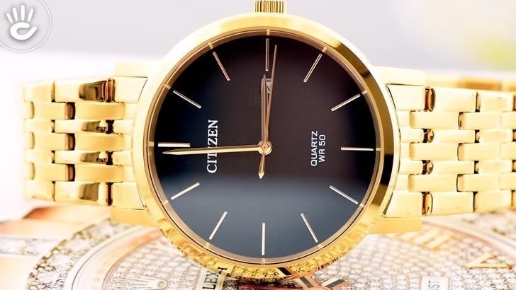 Đồng hồ nữ Citizen BI5072-51E giá rẻ, thay pin miễn phí - Ảnh 3