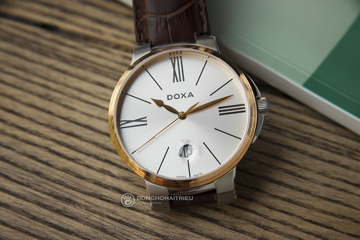 Đánh giá đồng hồ Doxa 131.60.022.02 theo chuẩn Swiss Made - Ảnh 1