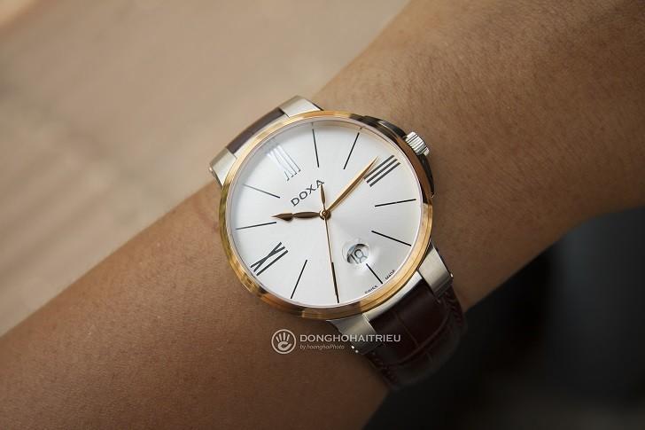Đánh giá đồng hồ Doxa 131.60.022.02 theo chuẩn Swiss Made - Ảnh 3