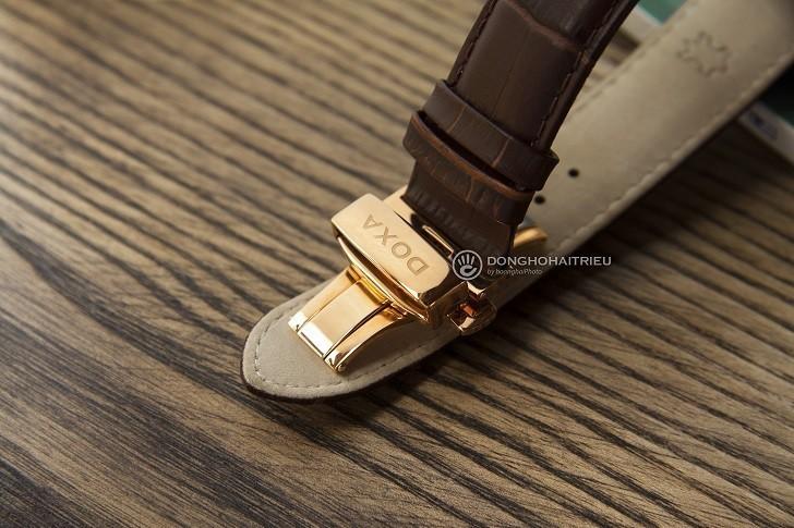 Đánh giá đồng hồ Doxa 131.60.022.02 theo chuẩn Swiss Made - Ảnh 5