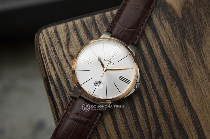 Đánh giá đồng hồ Doxa 131.60.022.02 theo chuẩn Swiss Made - Ảnh 6