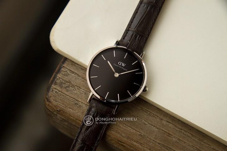 Đồng hồ Daniel Wellington DW00100238 giá rẻ, free thay pin - Ảnh 1