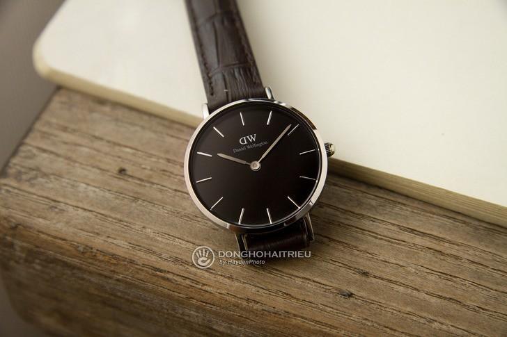 Đồng hồ Daniel Wellington DW00100238 giá rẻ, free thay pin - Ảnh 2