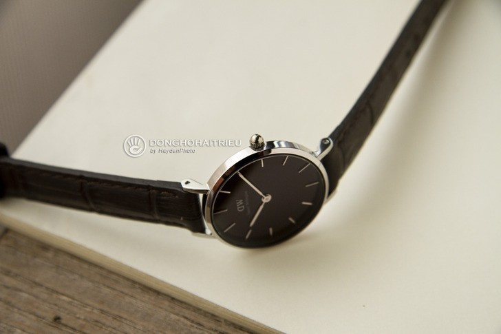 Đồng hồ Daniel Wellington DW00100238 giá rẻ, free thay pin - Ảnh 5