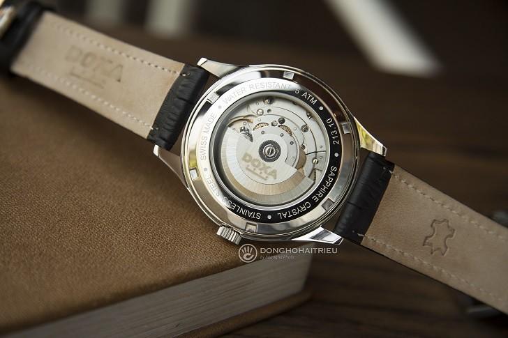 Đồng hồ Doxa 213.10.021.01: Máy cơ, trữ cót lên đến 36 giờ - Ảnh 2