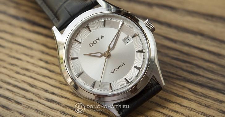 Đồng hồ Doxa 213.10.021.01: Máy cơ, trữ cót lên đến 36 giờ - Ảnh 4