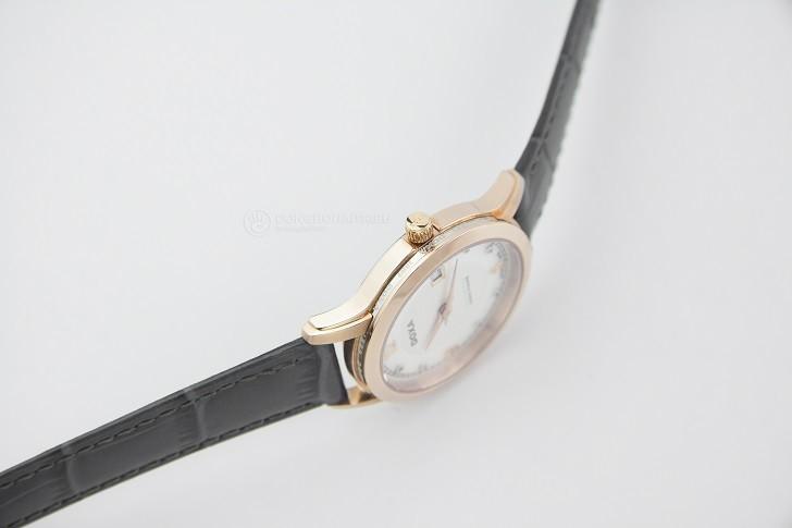 Đồng hồ Doxa D168RWL: Siêu mỏng và đính 8 viên kim cương - Ảnh 2