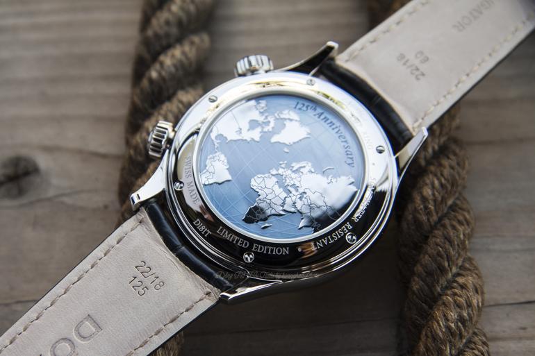 Đồng hồ hiệu Doxa có gì đặc biệt? Tiết lộ 7 điều bạn chưa biết! - Doxa D181TBU
