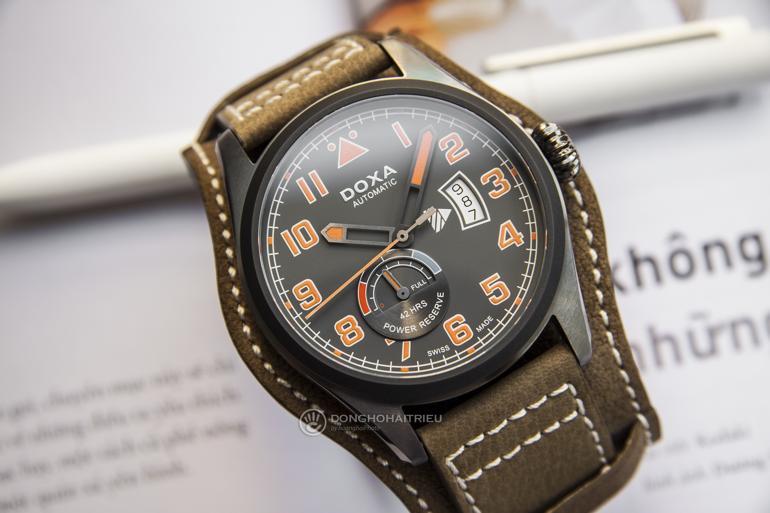 Đồng hồ hiệu Doxa có gì đặc biệt? Tiết lộ 7 điều bạn chưa biết! - Doxa D213GGY
