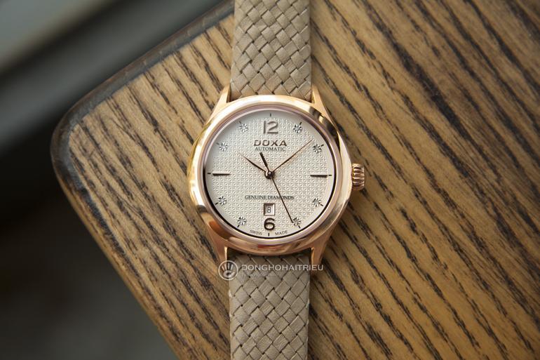 Đồng hồ hiệu Doxa có gì đặc biệt? Tiết lộ 7 điều bạn chưa biết! - Doxa D217RIY