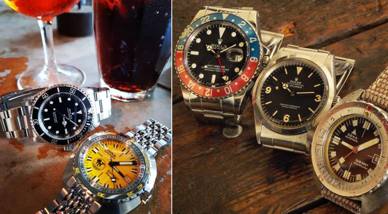 Đồng hồ hiệu Doxa có gì đặc biệt? Tiết lộ 7 điều bạn chưa biết! - Rolex vs Doxa