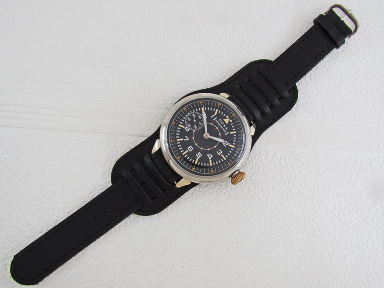 Đồng hồ hiệu Doxa có gì đặc biệt? Tiết lộ 7 điều bạn chưa biết! - Doxa Luftwaffe WWII 1939-1945