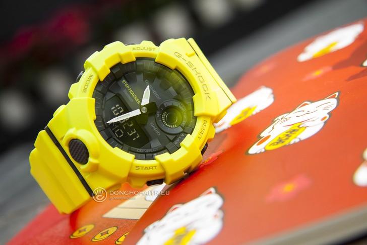 Đồng hồ G-Shock GBA-800-9ADR tính năng Bluetooth vượt trội - Ảnh 1