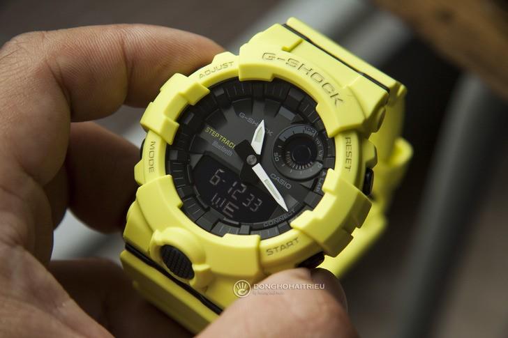Đồng hồ G-Shock GBA-800-9ADR tính năng Bluetooth vượt trội - Ảnh 2