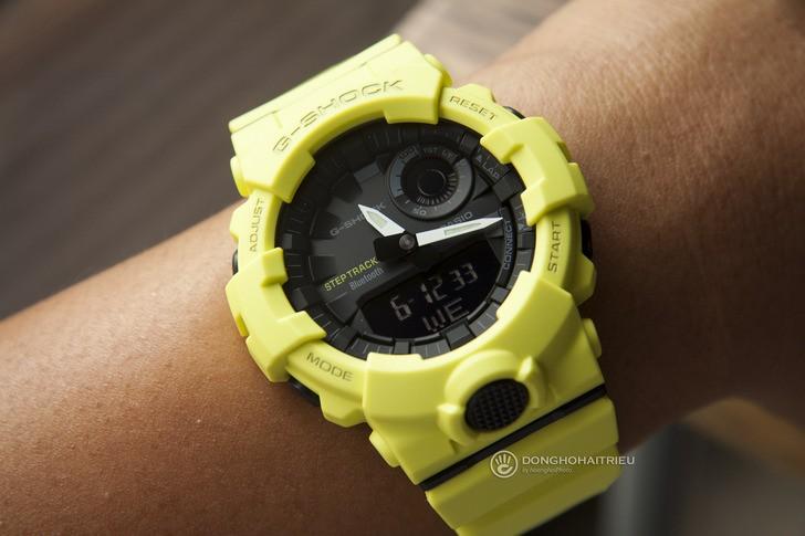 Đồng hồ G-Shock GBA-800-9ADR tính năng Bluetooth vượt trội - Ảnh 3