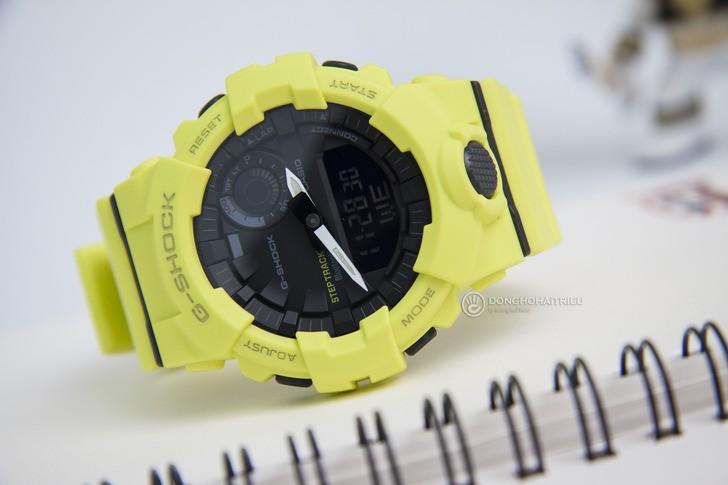 Đồng hồ G-Shock GBA-800-9ADR tính năng Bluetooth vượt trội - Ảnh 4