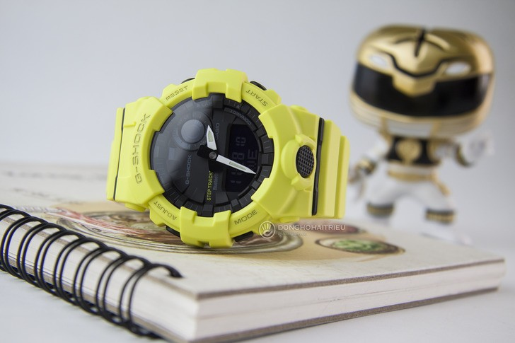 Đồng hồ G-Shock GBA-800-9ADR tính năng Bluetooth vượt trội - Ảnh 7