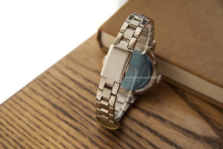 Đồng hồ Seiko SSA821J1 lộ cơ, đính kim cương sang trọng - Ảnh 4