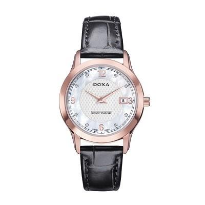 TOP 5 mẫu đồng hồ nữ đính kim cương cao cấp của Doxa - Ảnh 7