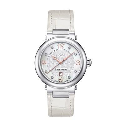 TOP 5 mẫu đồng hồ nữ đính kim cương cao cấp của Doxa - Ảnh 5