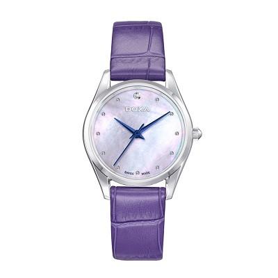 TOP 5 mẫu đồng hồ nữ đính kim cương cao cấp của Doxa - Ảnh 3