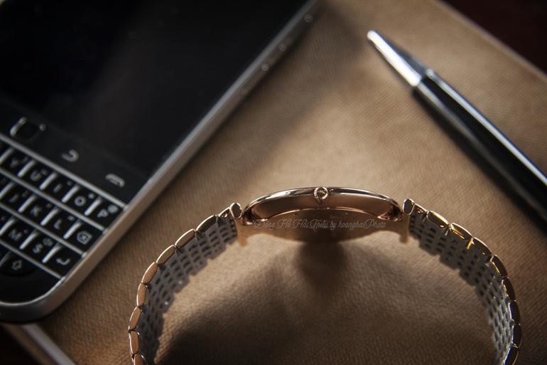 10 thương hiệu đồng hồ siêu mỏng nổi tiếng nhất Việt Nam - Longines La Grande Classique deLongines L4.755.1.91.7
