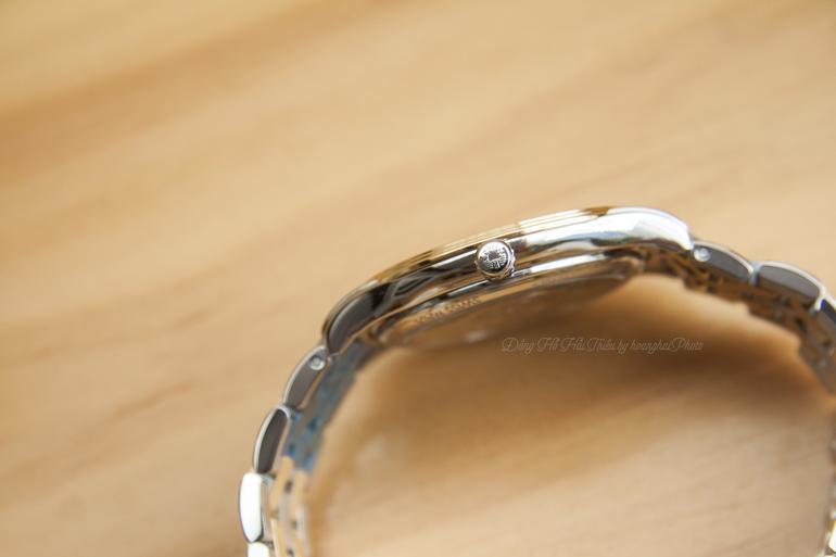 10 thương hiệu đồng hồ siêu mỏng nổi tiếng nhất Việt Nam - đồng hồ cơ siêu mỏng 7.5mm Longines L4.774.3.21.7