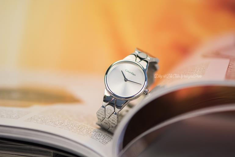 10 thương hiệu đồng hồ siêu mỏng nổi tiếng nhất Việt Nam - Calvin Klein K6E23146