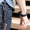 Vòng tay vải sợi - quà tặng sinh nhật cho bạn trai đổ tuổi từ 18 - 24