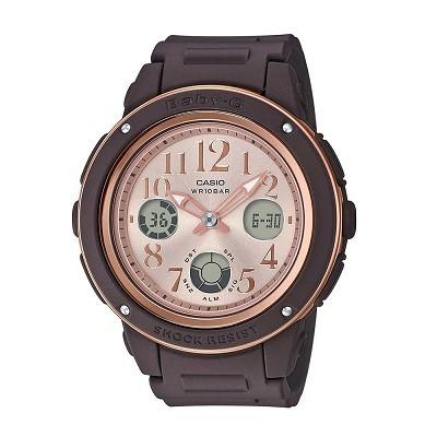 9 lưu ý đặc biệt quan trọng khi mua đồng hồ điện tử cho bé gái - Ảnh: Baby-G BGA-150PG-5B1DR