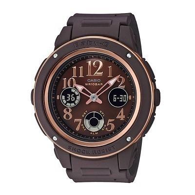 9 lưu ý đặc biệt quan trọng khi mua đồng hồ điện tử cho bé gái - Ảnh: Baby-G BGA-150PG-5B2DR