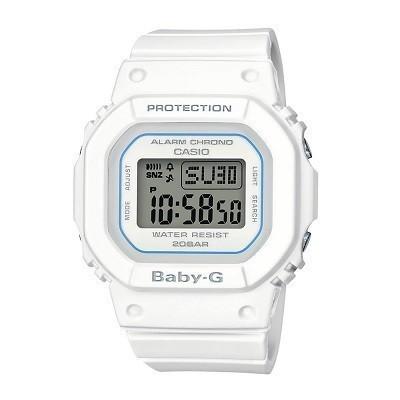9 lưu ý đặc biệt quan trọng khi mua đồng hồ điện tử cho bé gái - Ảnh: Baby-G BGD-560-7DR