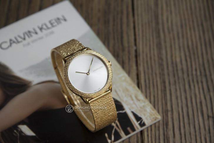 Đồng hồ Calvin Klein K3M22V26 giá tốt thay pin miễn phí - Ảnh 1