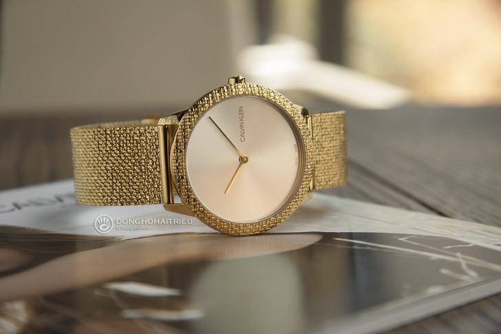 Đồng hồ Calvin Klein K3M22V26 giá tốt thay pin miễn phí - Ảnh 2