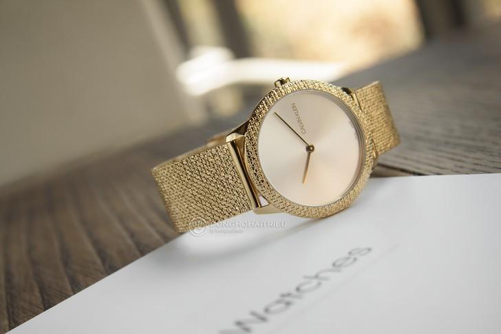 Đồng hồ Calvin Klein K3M22V26 giá tốt thay pin miễn phí - Ảnh 5