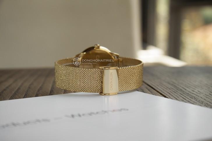 Đồng hồ Calvin Klein K3M22V26 giá tốt thay pin miễn phí - Ảnh 4