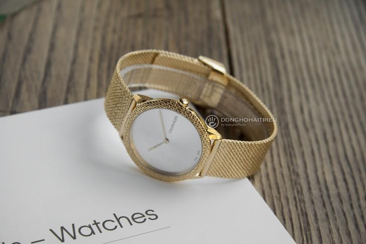 Đồng hồ Calvin Klein K3M22V26 giá tốt thay pin miễn phí - Ảnh 3