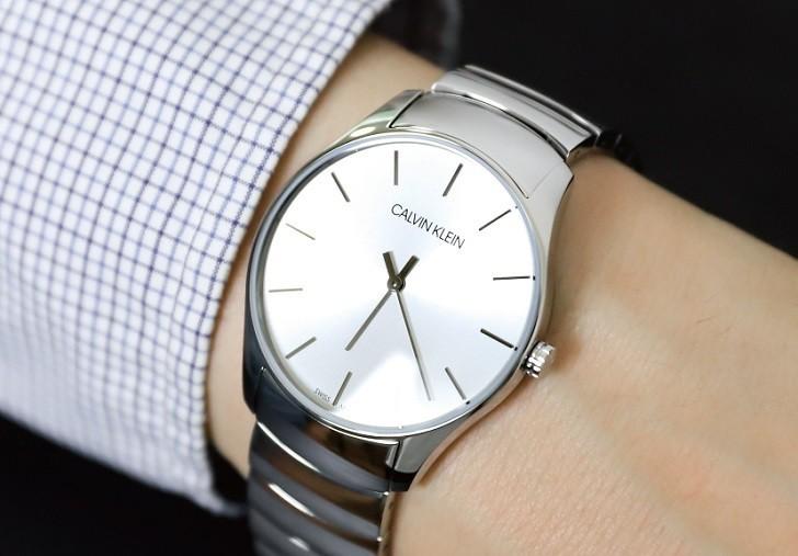 Mẫu Calvin Klein K4D21146 sang trọng, đạt chuẩn Swiss Made - Ảnh 4
