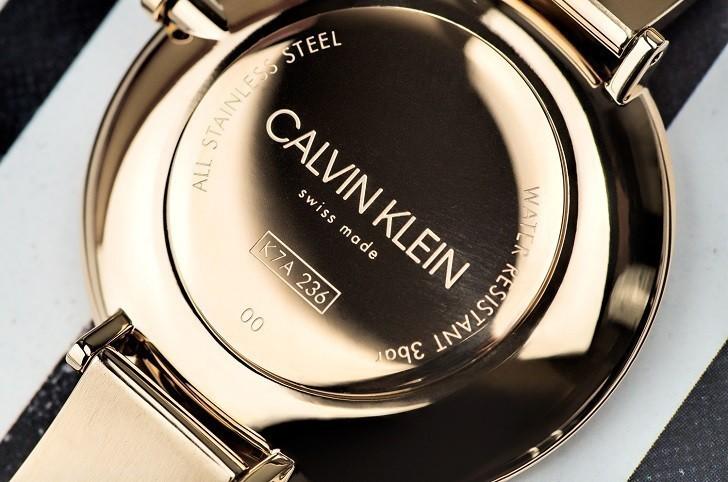 Đồng hồ Calvin Klein K7A23646 giá rẻ, thay pin miễn phí - Ảnh 2