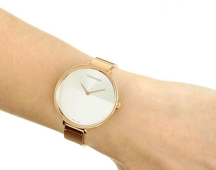 Đồng hồ Calvin Klein K7A23646 giá rẻ, thay pin miễn phí - Ảnh 3