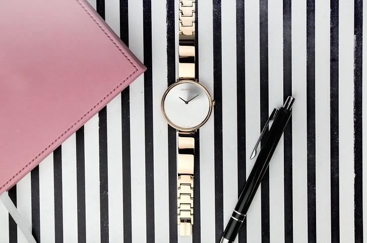 Đồng hồ Calvin Klein K7A23646 giá rẻ, thay pin miễn phí - Ảnh 5