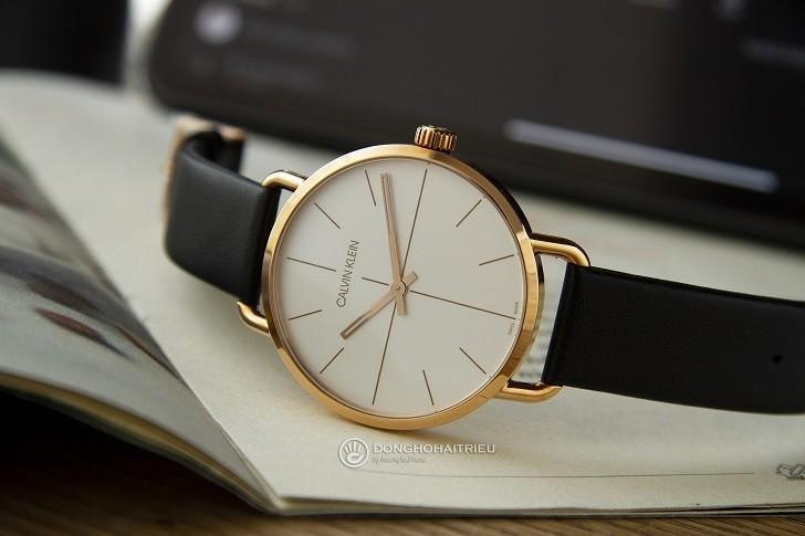 Đồng hồ nam Calvin Klein K7B216C6 thiết kế thời trang - Ảnh 1