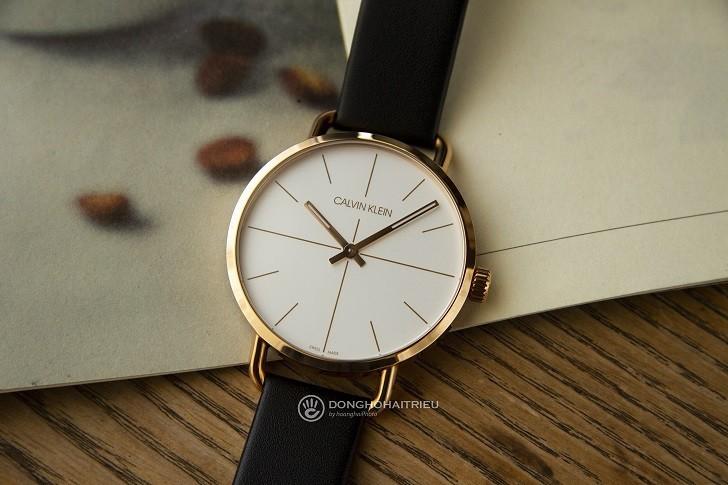 Đồng hồ nam Calvin Klein K7B216C6 thiết kế thời trang - Ảnh 4