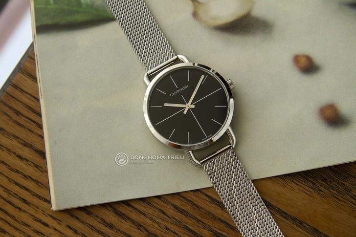 Đồng hồ Calvin Klein K7B23121 giá rẻ, thay pin miễn phí - Ảnh 1