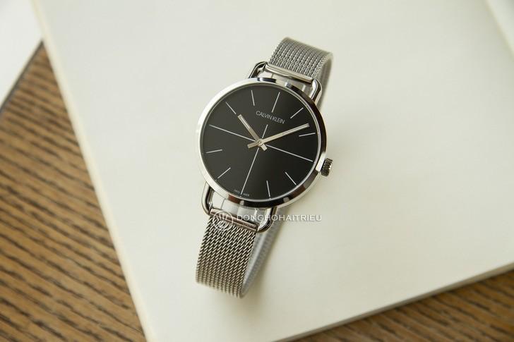 Đồng hồ Calvin Klein K7B23121 giá rẻ, thay pin miễn phí - Ảnh 2