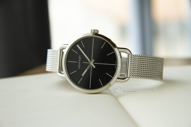 Đồng hồ Calvin Klein K7B23121 giá rẻ, thay pin miễn phí - Ảnh 3