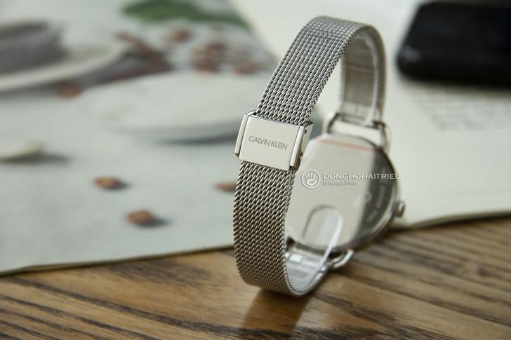 Đồng hồ Calvin Klein K7B23121 giá rẻ, thay pin miễn phí - Ảnh 4