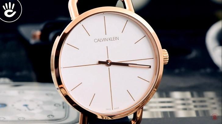 Đồng hồ Calvin Klein K7B236C6 giá rẻ, thay pin miễn phí - Ảnh 4