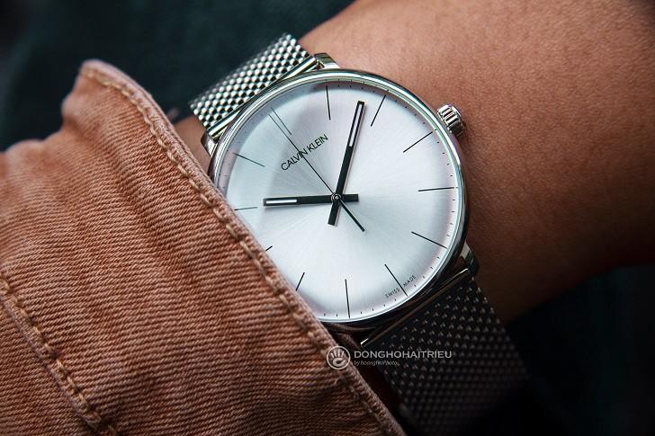 Đồng hồ thời trang Calvin Klein K8M21126 đạt chuẩn Swiss Made - Ảnh 3
