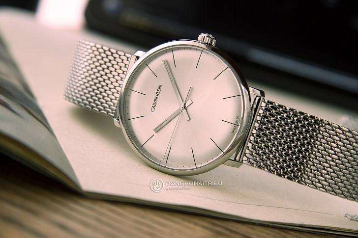Đồng hồ thời trang Calvin Klein K8M21126 đạt chuẩn Swiss Made - Ảnh 4